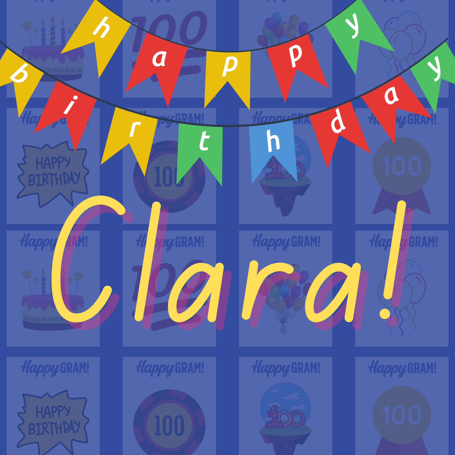 Happy Birthday Clara!