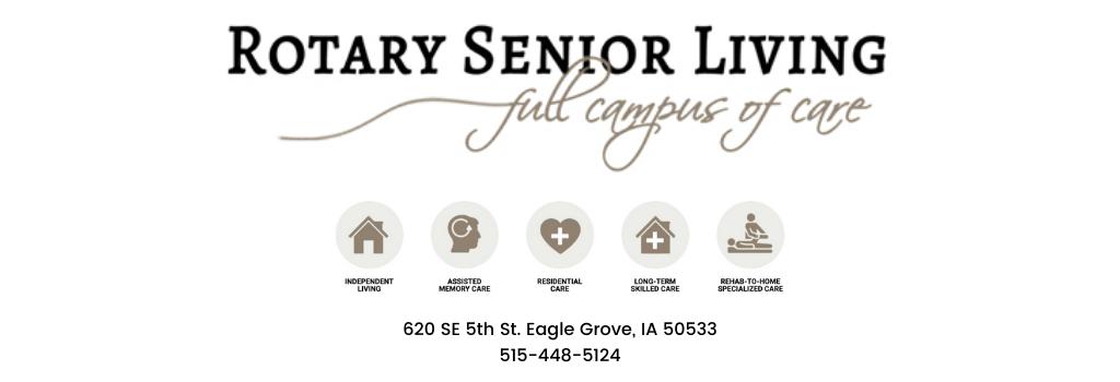 Eagle Grove - Rotary Senior Living HappyGram.org Header