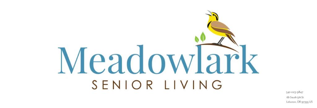 Header for Oregon - Lebanon - Meadowlark Senior Living