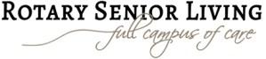 Logo for Rotary Senior Living in Eagle Grove, Iowa
