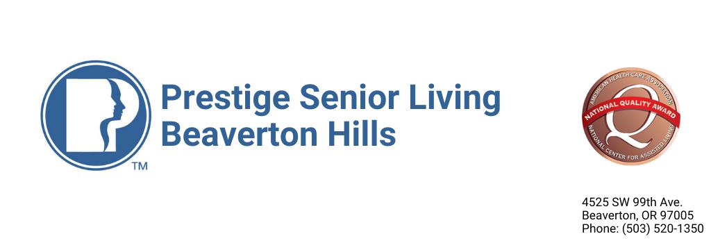 Oregon - Beaverton - Prestige Senior Living Beaverton Hills