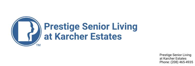 Prestige Senior Living at Karcher Estates Landing Page