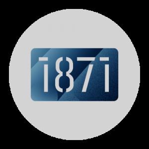 1871 Logo for HG