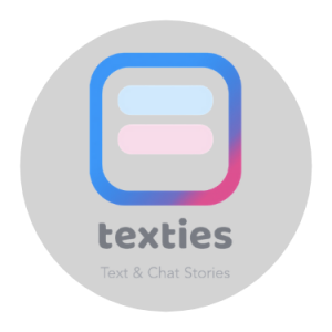 Sponsor Logo - texties - text & chat stories